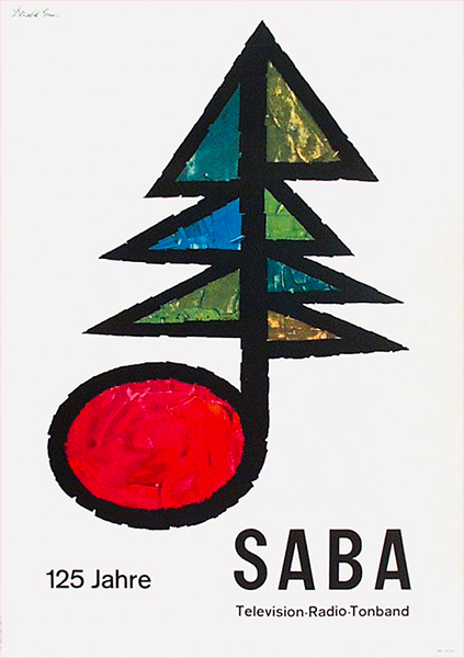 125 Jahre Saba !